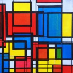Squares Relative Center