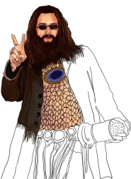 Jim the Hippie