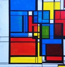 Squares Relative Left