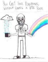 Rain and Rainbows