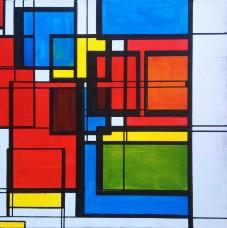 Squares Relative Right