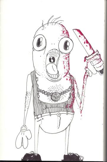 Teddy Knives