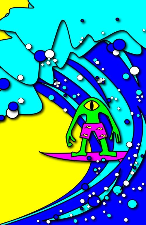Universe Surfer