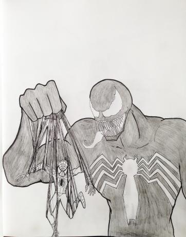 Venoms Web