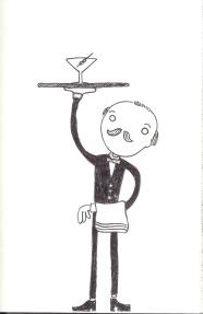 Your Gin Martini Sir