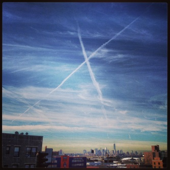 Chem Trails X