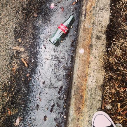Coke In The Curb