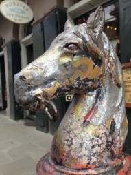 Forever Horse Statue