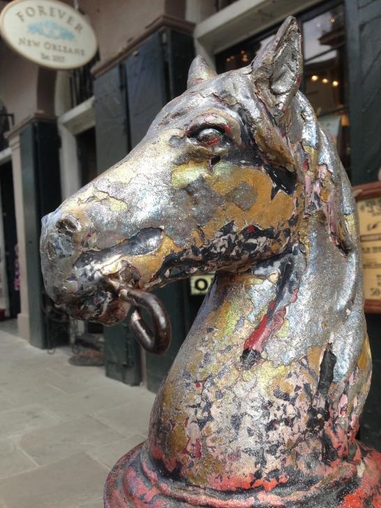 Forever Horse Statue