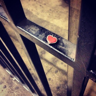 Lost Heart In The Subway