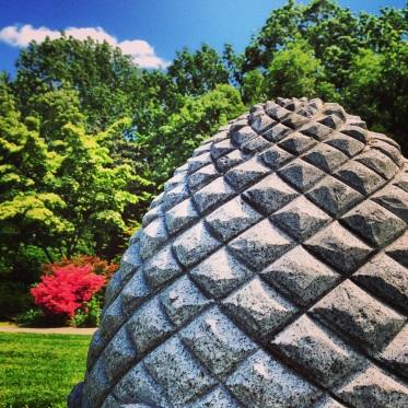 Stone Cone Garden