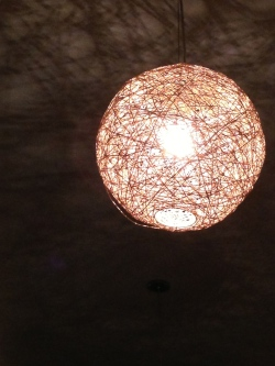 String Ball Light
