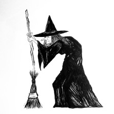 Crooked Witch