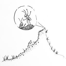 Teeming Ants