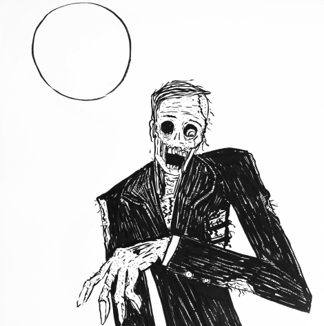Hungry Zombie