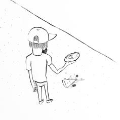 Sad Pizza Day