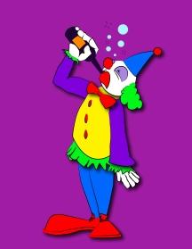 Clownin'