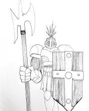 Guarded Knight