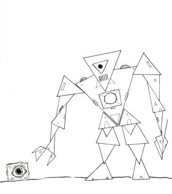 Angular, Keeper of the Fleshy Eye of Secrets