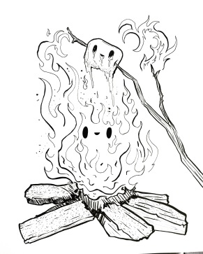 A Roasted Marshmallow