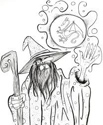 A Wizard's Summoning Spell