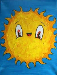 The Feeling of Sun - Feeling Happy