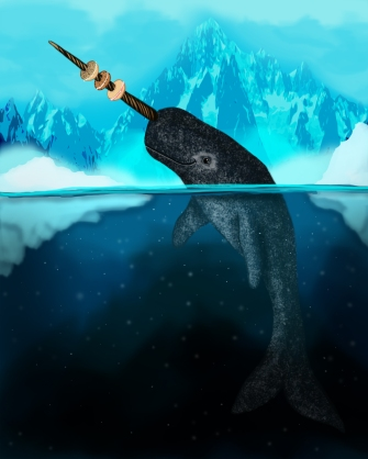 Narwhal and some Bagels